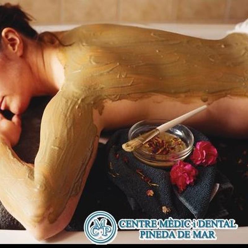 TRATAMIENTO DE ALGAS: Tratamientos  de Centro Médico y Dental Pineda