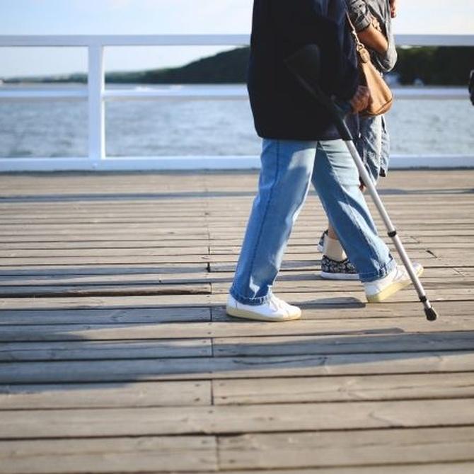 ¿En qué consiste la incapacidad permanente parcial?