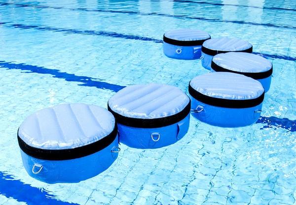 Obstaculos acuaticos