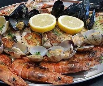 Tapas: Carta y menús de Restaurant Ran de Mar (antiguo Ancora 2)