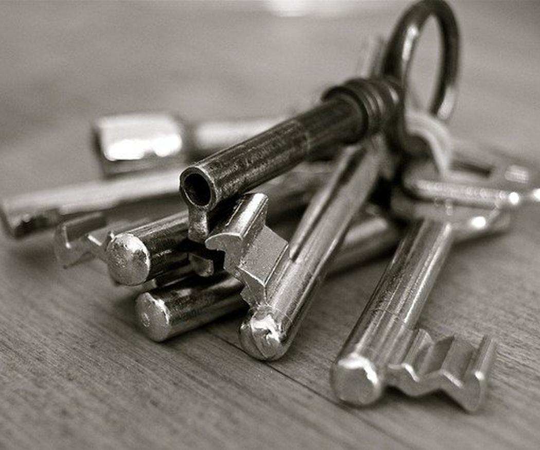 Los orígenes de las llaves