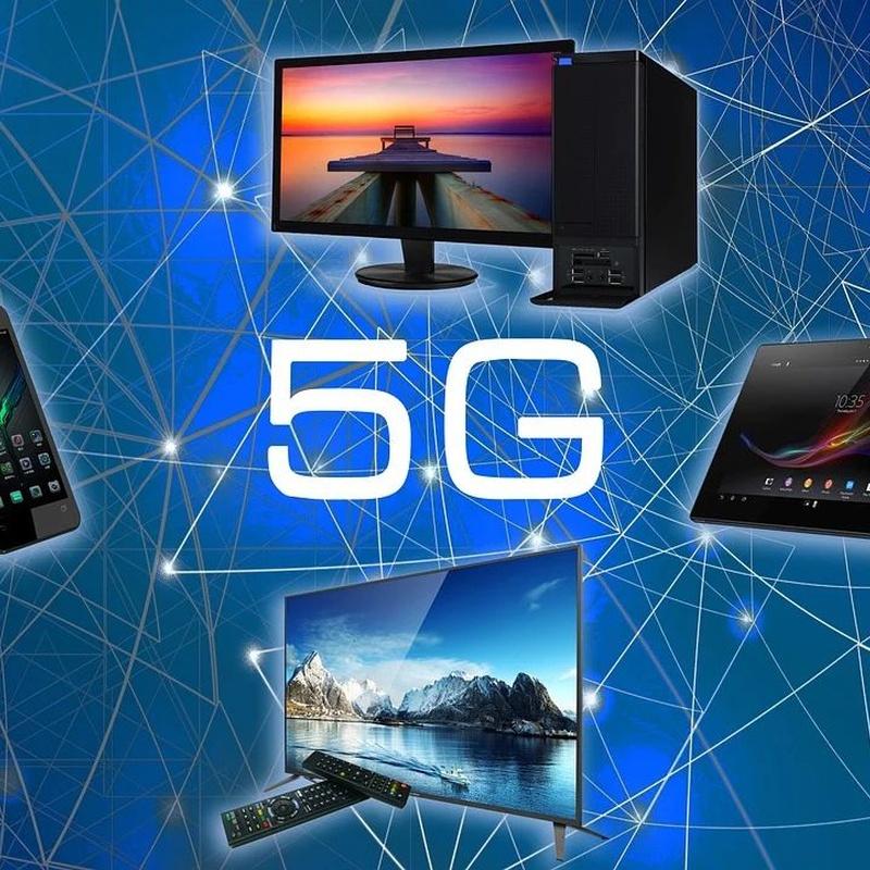 Oficina 5G: Prestaciones  de Nace Comunica