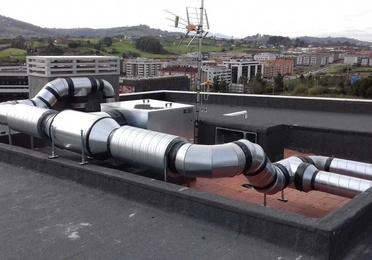 Ventilación Mecánica Controlada(VMC)