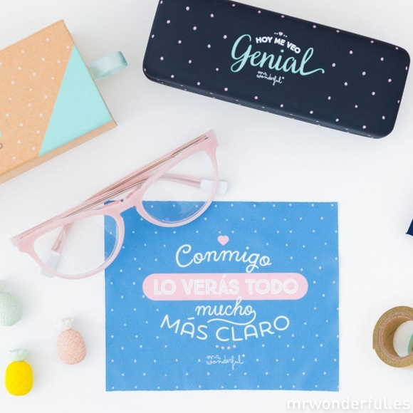 NOVEDAD: MR. WONDERFUL