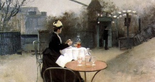 La pintura modernista de Ramón Casas