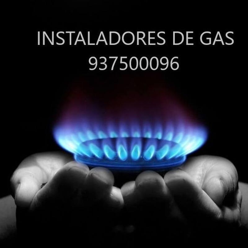 Instaladores reparadores instalaciones de gas en Mataró 937500096