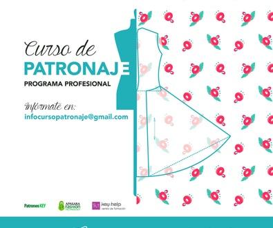 CURSO DE PATRONAJE INDUSTRIAL