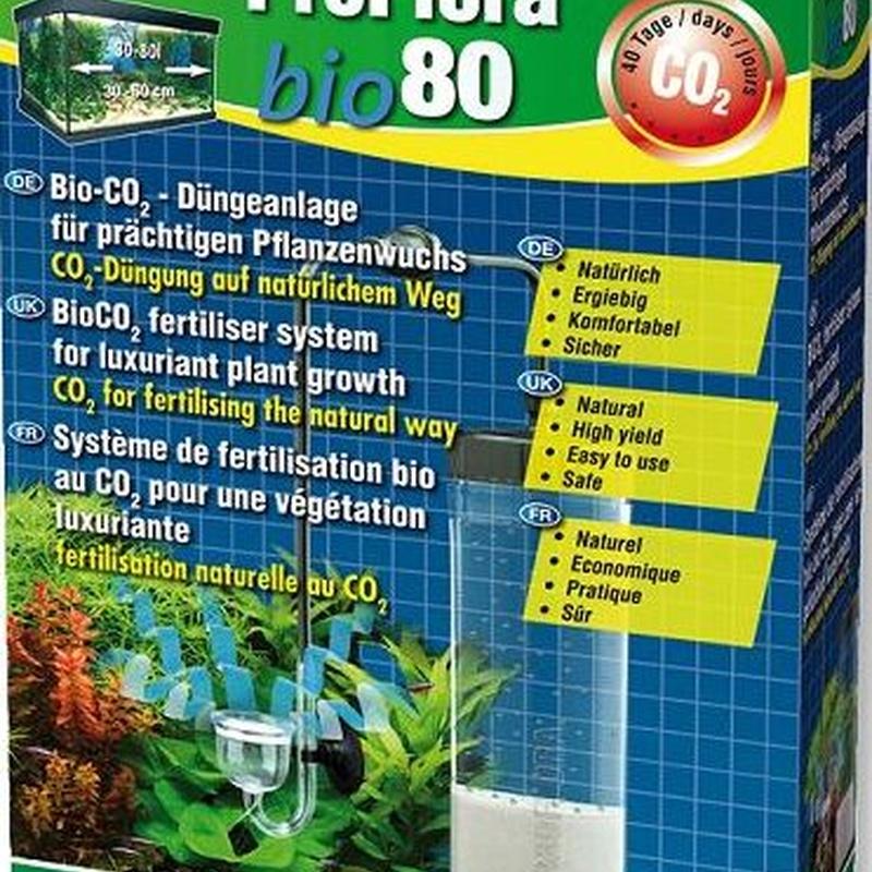 JBL ProFlora bio80.