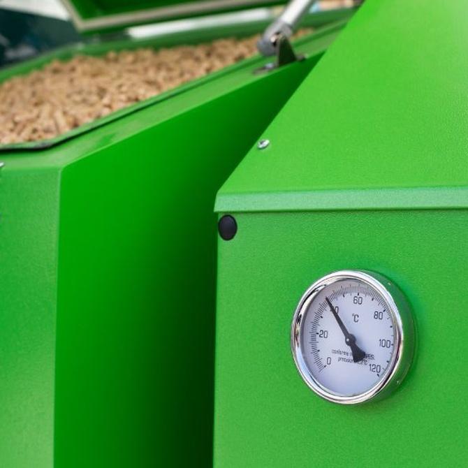 ¿Por qué elegir las calderas de biomasa?