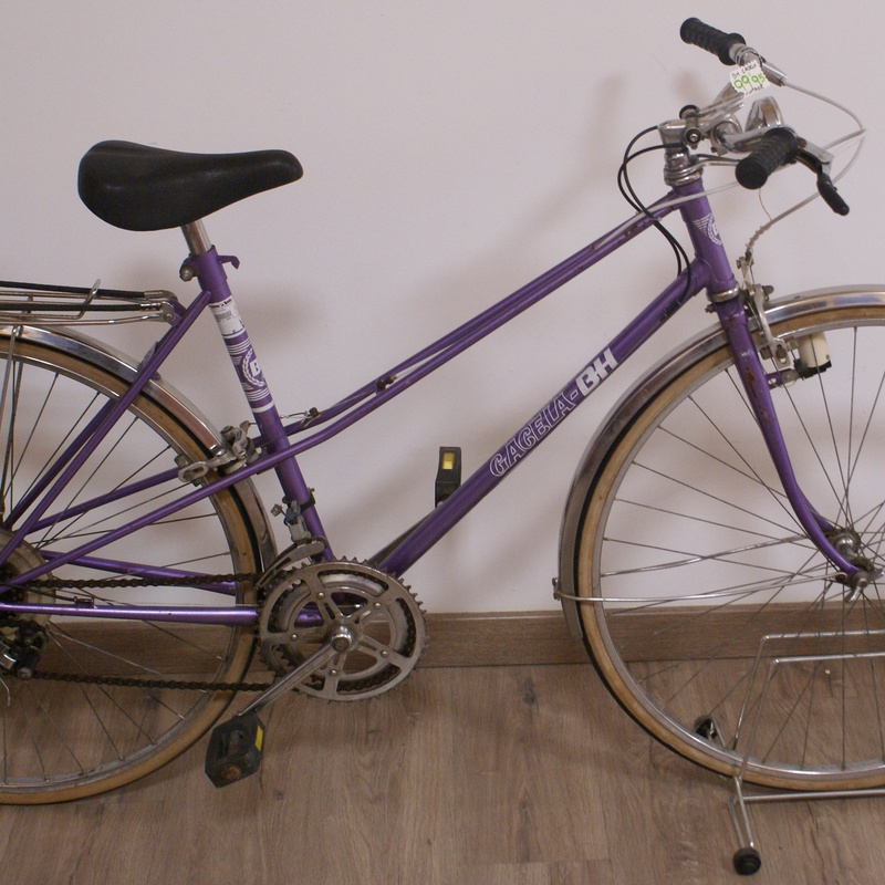 Bicicleta GACELA-BH VINTAGE: Catalogo de Ocasiones La Moneta