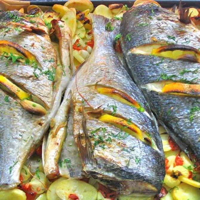 3 deliciosas recetas de invierno con pescados