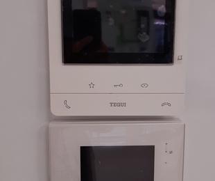 Monitor manos libres de Tegui en Bilbao