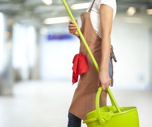 Limpieza de locales en Jaén