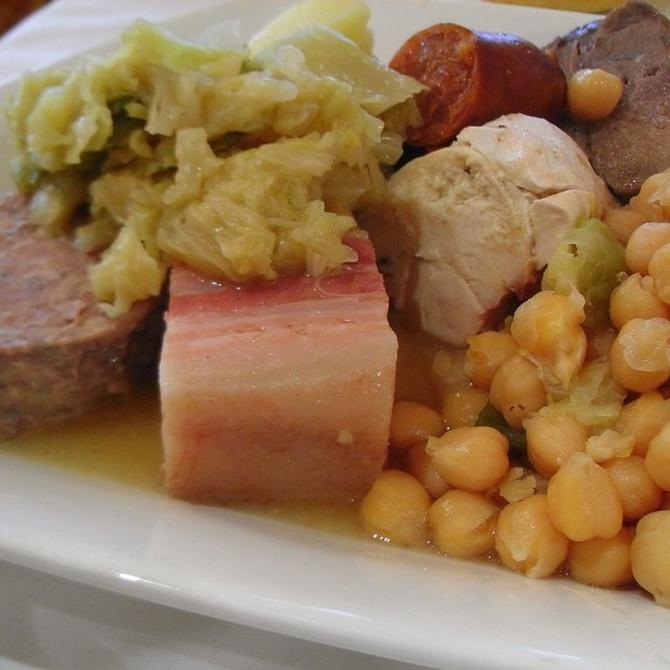 Los 7 platos madrileños más típicos