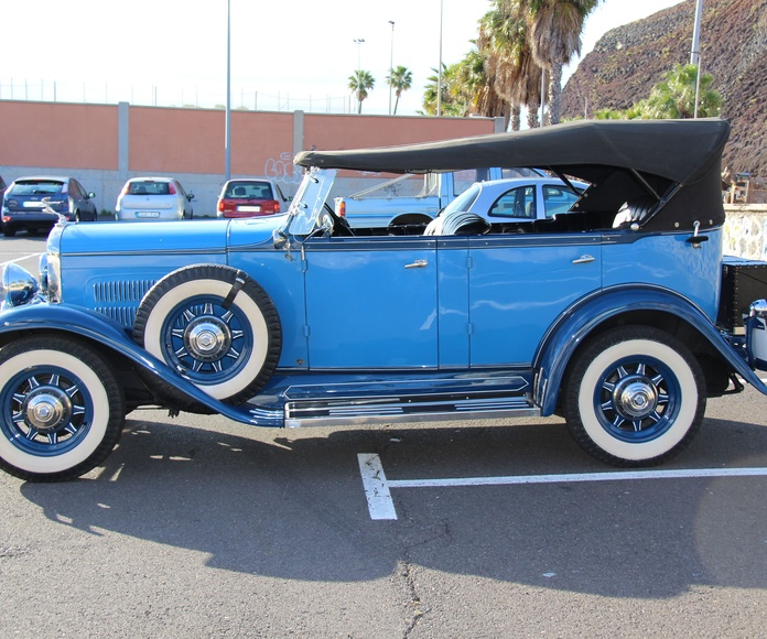 compra de coches clásicos en Tenerife