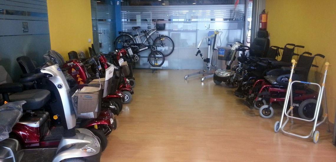 Amigo 24, tienda de movilidad personal y alquiler de motos por horas en Salou