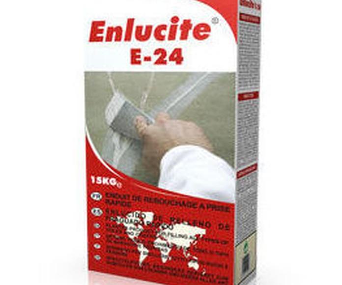 E-24 Enlucite Rellenos FR en tienda de pinturas en ciudad lineal.