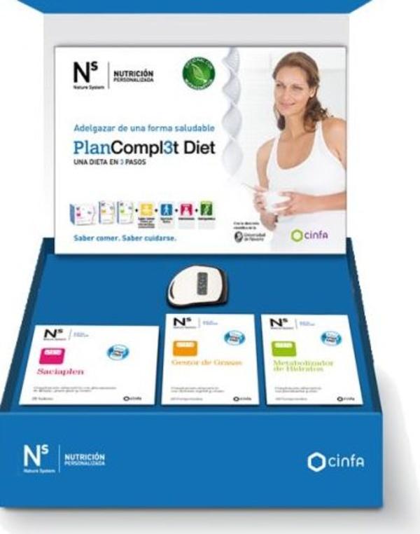 Plan complet diet: Catálogo de Farmacia Las Cuevas-Mª Carmen Leyes