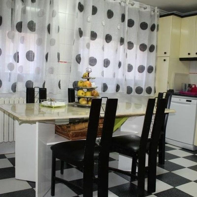 Casa Independiente en Delicias, calle Don Pedro de Luna, 2 pisos+local:  de Fincas Goya