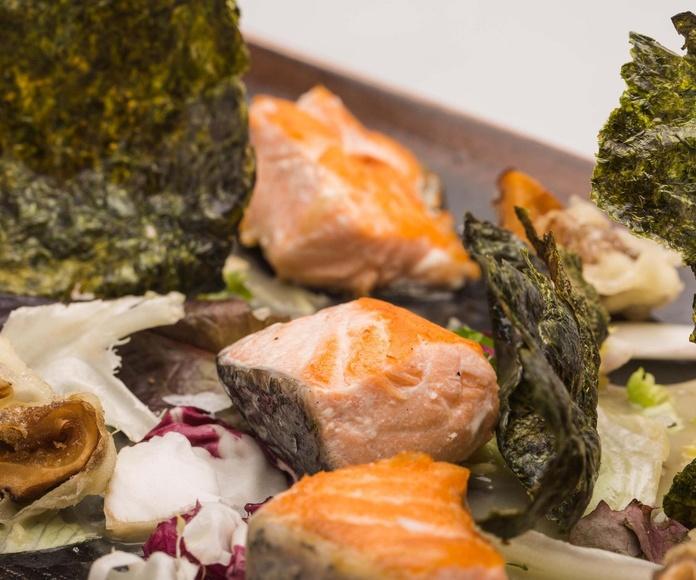 Pescados: Carta y Menús de La Mary Restaurant León