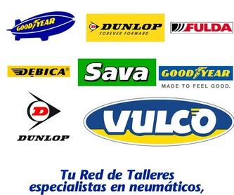 Las mejores marca de neumáticos en Vulco Carjumotor, Griñón