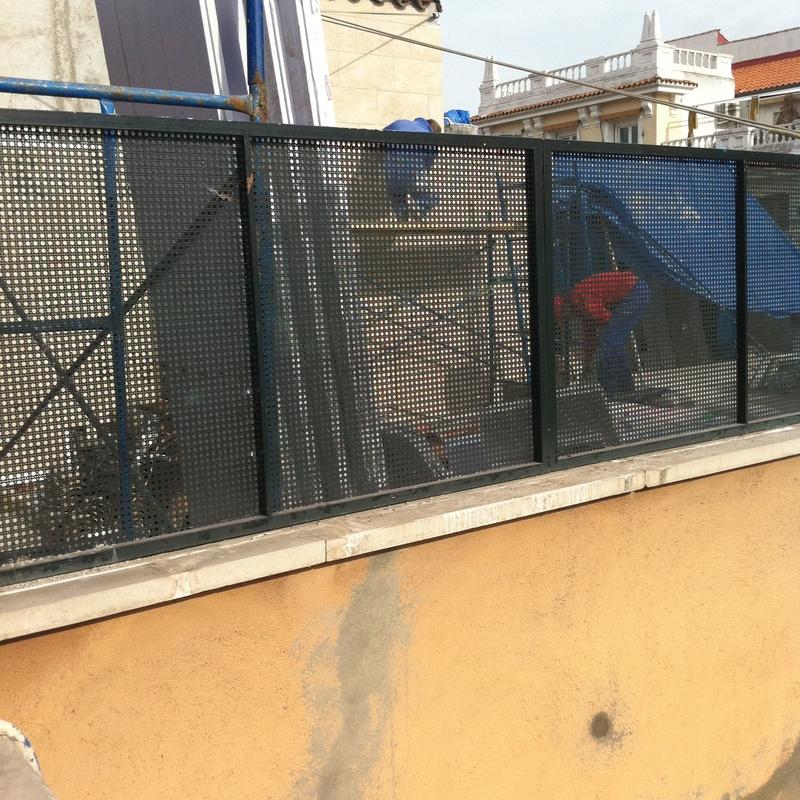 Arreglo de patios: Servicios de Pedro Vertical