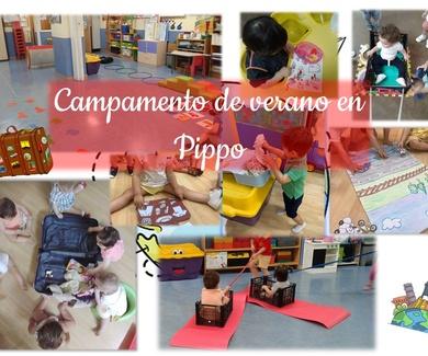 ¡¡Campamento de verano en Pippo!!