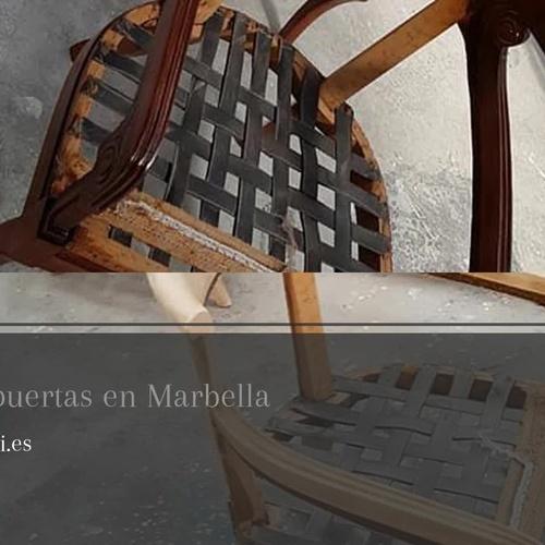 Lacar muebles en Marbella: DRM Siglo XXI