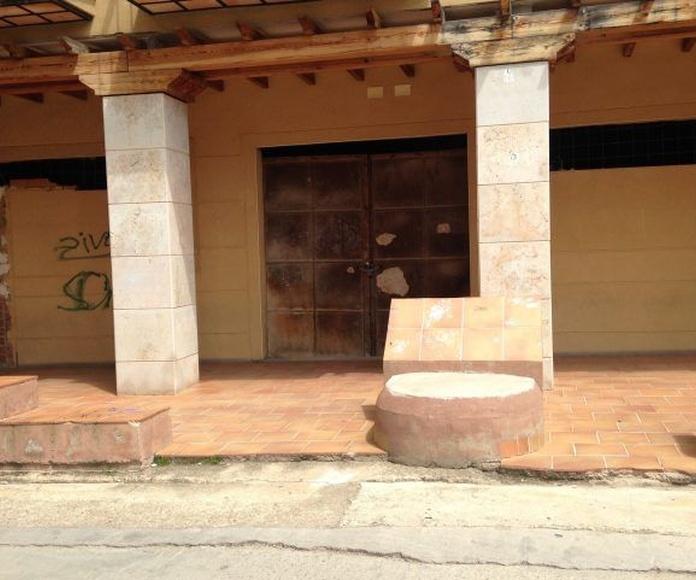Venta de locales comerciales de bancos: Inmuebles de Inmobiliaria Minerva
