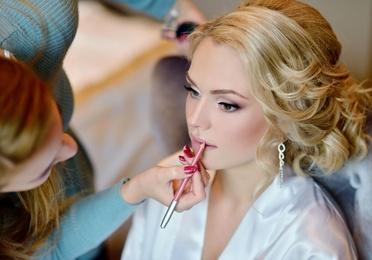 Maquillaje para novias  a domicilio