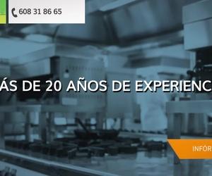 Productos de limpieza industrial en Cambrils | Corbimat