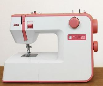 Alfa Next 830: Productos de Maquinas de Coser - Servicio técnico y repuestos