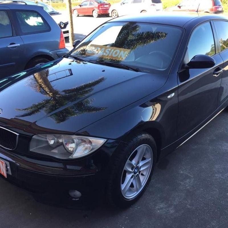 BMW SERIE1 120D:  de Ocasión A Lagoa
