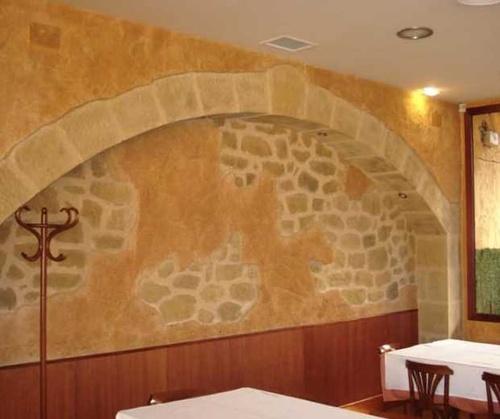 Pintura decorativa a restaurant a Cadis
