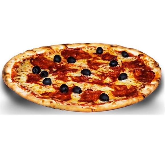 Diavola: Carta de Pizzería Da Sebas