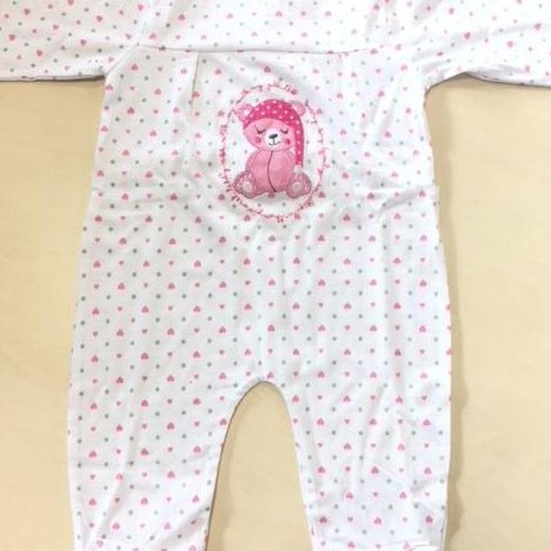 Pijama bebe niña 3-24 meses