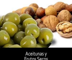 Aceitunas y Frutos Secos