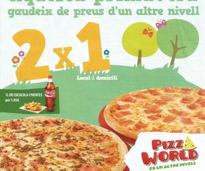 Galería de Restaurante en Sant Boi de Llobregat   Pizza World