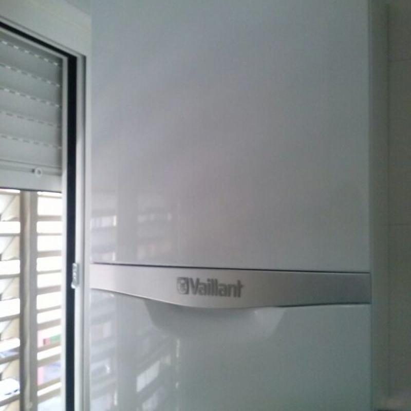 VAILLANT TURBO TEC EXCLUSIV VMW ES 255/4-7: Productos de Instalaciones Hermanos Munuera