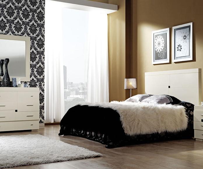 DORMITORIO MOD 76 DIANA: Nuestros muebles de Muebles Lino