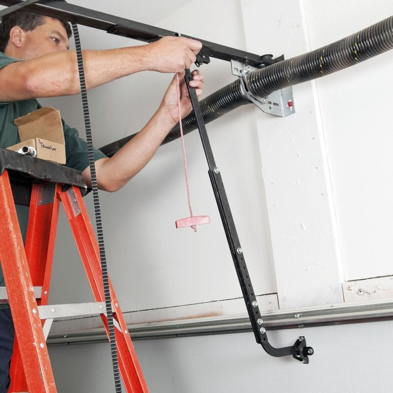 Instalación y reparación de muelles hidráulicos: Servicios de Serralleria, C.P.G.