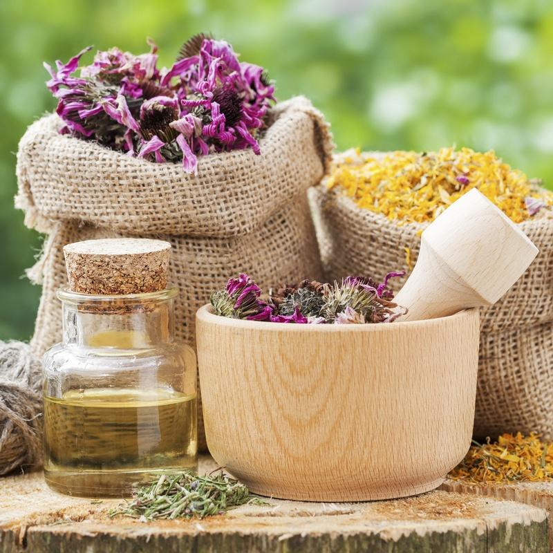 Herboristería: Terapias de Saüc Salut