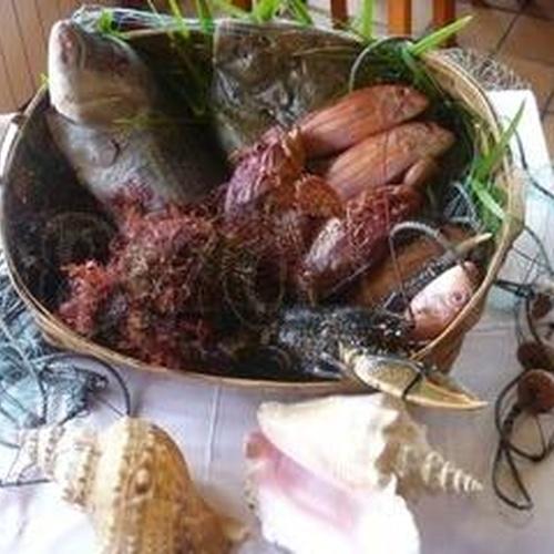Pescados y Mariscos de Tazones