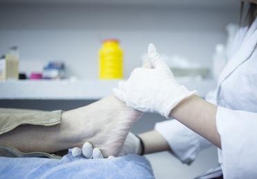 Podología geriátrica