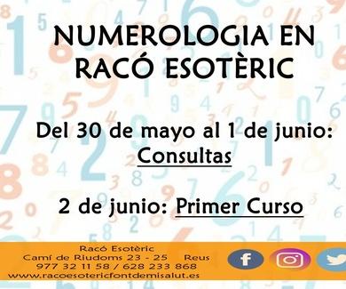 Numerologia en Racó Esotèric