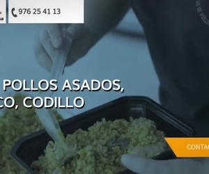 Asador de pollos en Zaragoza | El Dorado Torrero