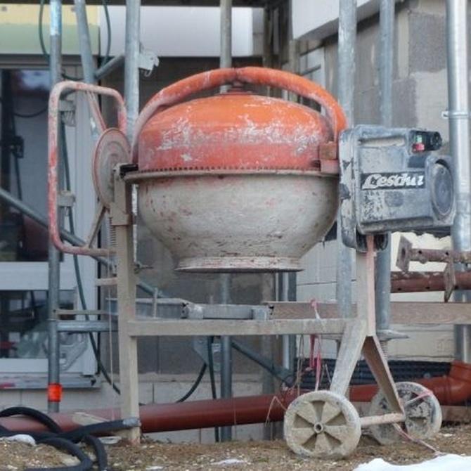 Especificaciones para el vertido del hormigón