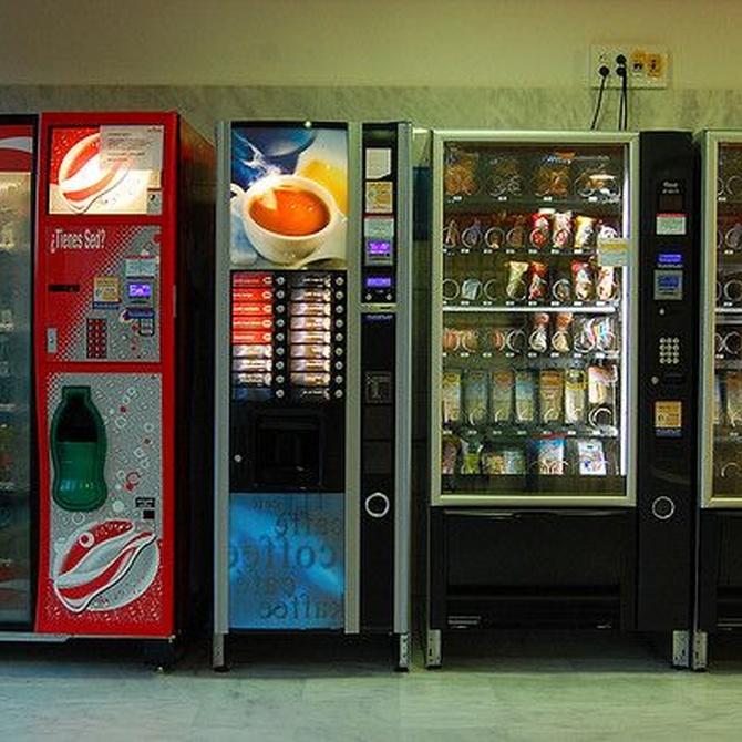 ¿Por qué instalar una máquina vending en tu empresa?