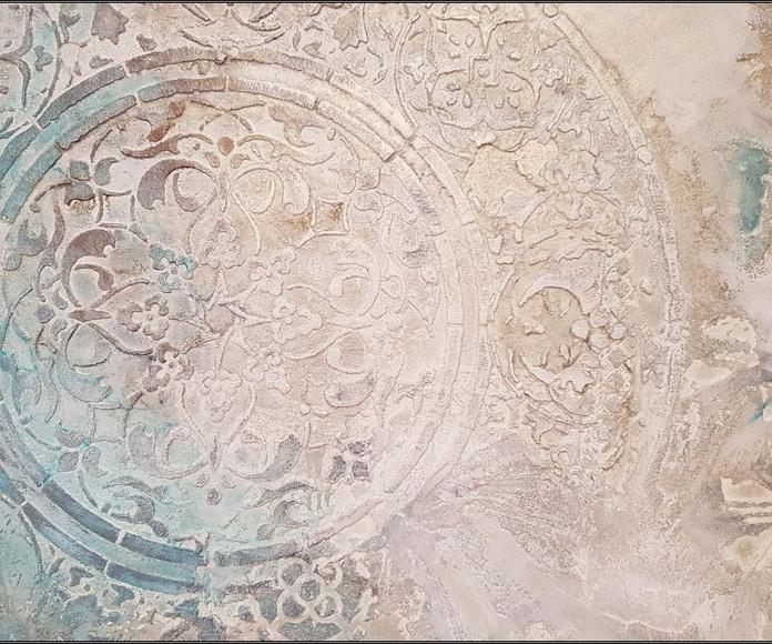 Pintura decorativa - CalceCruda