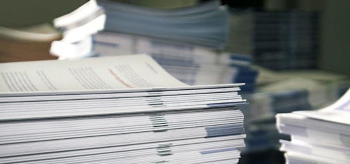 Imprenta y grandes tiradas: Servicios de Reprografía Servimapas
